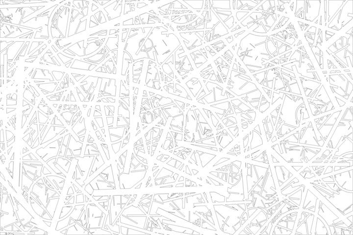 Skizze zur Stadtlandschaft